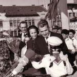 1974_Ceausescu in vizita la Cluj